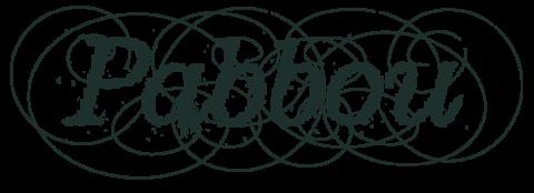 Pabbou_Schriftzug_RGB_Gruen_Freisteller