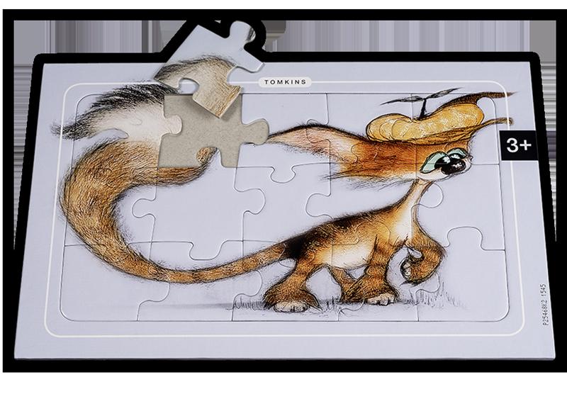 Pabbou - das Puzzle